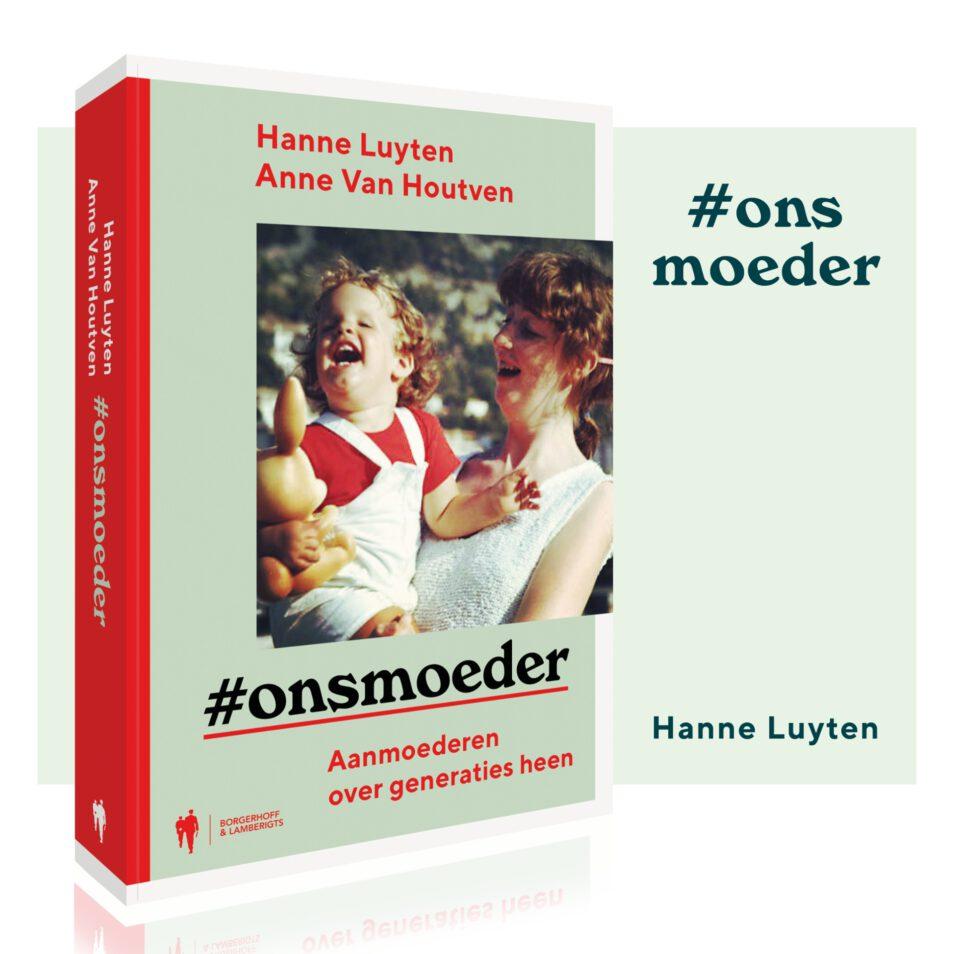 cover Hanne Luyten #onsmoeder