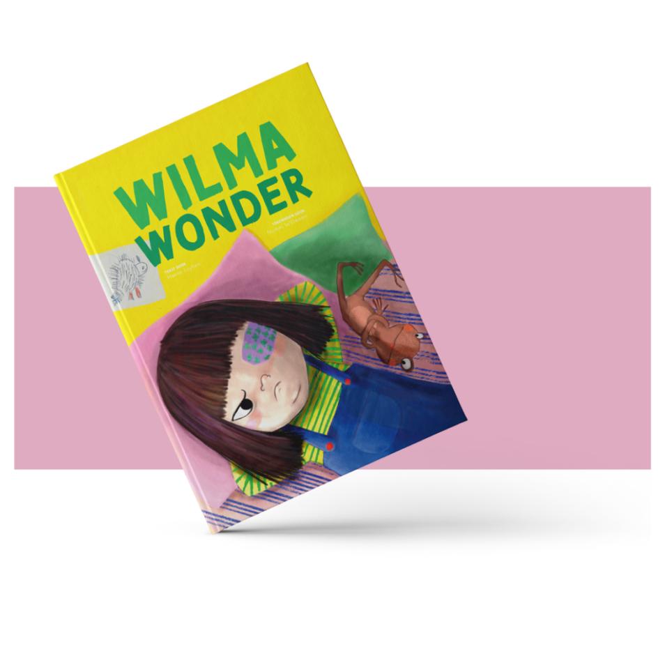 Wilma wonder cover